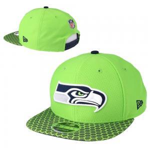 promo code ddd0b 25240 New Era NFL Seattle Seahawks ONF Sideline 9Fifty OF