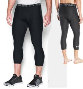 Under Armour Legging HeatGear® Armour Compression ¾ 1289574-001