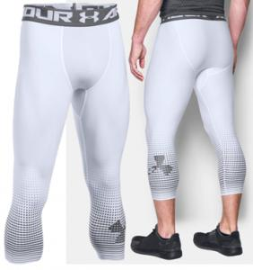 Under Armour HeatGear® Armour Graphic ¾ White 1298232-100
