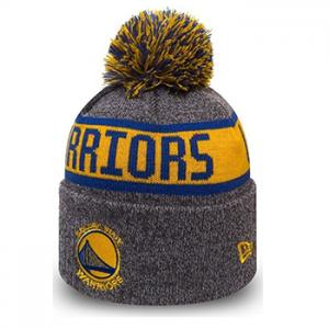 New Era NBA Golden State Warriors Marl Knit