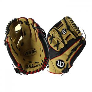 "Wilson A500 WTA05RB1811  11"" youth 10-13"