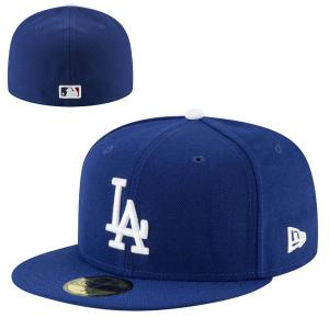 New Era MLB Los Angeles Dodgers Authentic On Field Game 59FIFTY