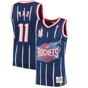 Mitchell & Ness NBA houston rockets Yao Ming 2002-03 Hardwood Classics Swingman Jersey