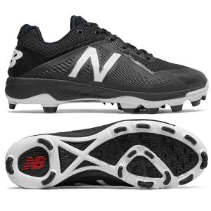 New Balance TPU 4040v4 molded cleats Black