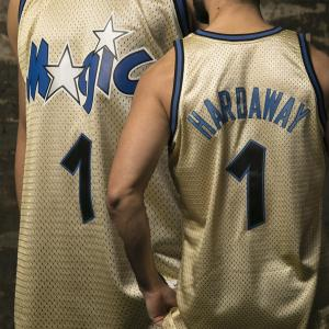 Mitchell & Ness Swingman jersey - Orlando Magic - Penny Hardaway #1 Gold