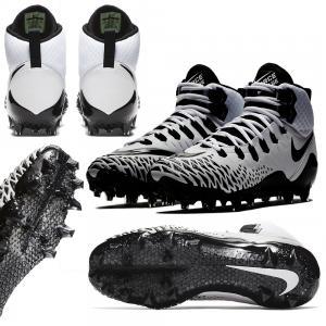 competitive price 0e8c5 d9eb4 (81.67 € hors CE). Nike Force Savage PRO Chaussure football Américain Blanc  Noir
