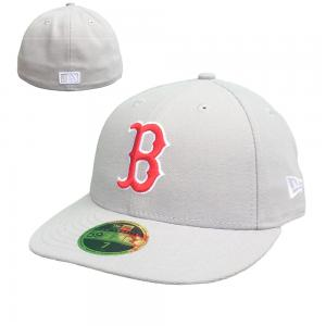 New Era MLB Boston Red Sox Poly Low Profil 59Fifty