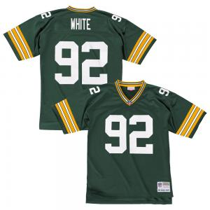 Mitchell & Ness NFL Green Bay Packers Reggie White 1996 Replica Jersey