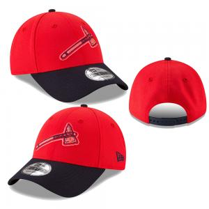New Era MLB Atlanta Braves Players Weekend 9Forty Casquette ajustable