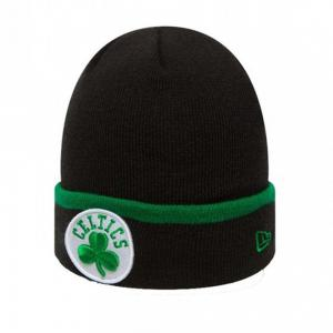 New Era NBA Boston Celtics Team Cuff Knit Beanie