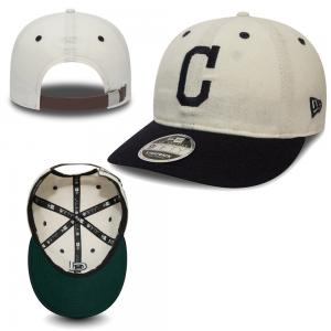 New Era MLB Cleveland Indians Low Profile Strapback 9Fifty
