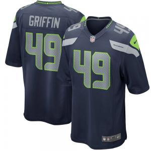 Nike NFL Seattle Seahawks Shaquem Griffin Game jersey