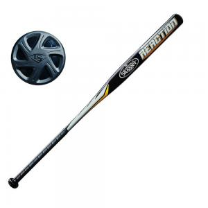 Louisville Slugger INT SP Reaction Black 28oz Slowpitch bat 34/28