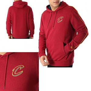 New Era NBA Cleveland Cavaliers Stripe Piping hoody