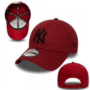 New Era MLB New York Yankees League Essential Hot Red 9FORTY