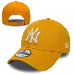 New Era MLB New York Yankees League essential Yellow 9Forty