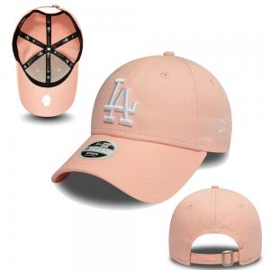 New Era MLB Los Angeles Dodgers league essential pink 9forty