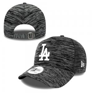 New Era MLB Los Angeles dodgers Engineered fit 9Forty Black/White