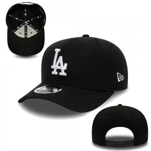 New Era MLB Los Angeles Dodgers Stretch Snap 9Fifty