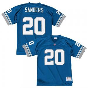 Mitchell & Ness NFL Detroit Lions Barry Sanders 1996 Legacy Jersey
