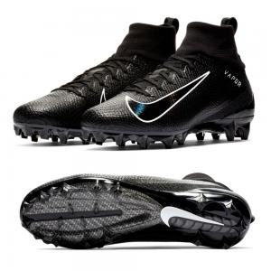 Nike Vapor Untouchable Pro 3 American Football Cleat Black