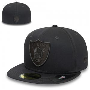 New Era NFL Oakland Raiders Team Tonal 59Fifty Cap