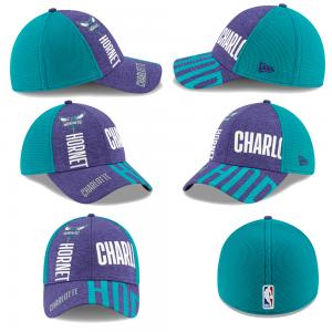 New Era NBA Charlotte Hornets TIPOFF Series 39thirty caps