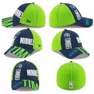 New Era NBA Minnesota Timberwolves TIPOFF Series 39thirty caps