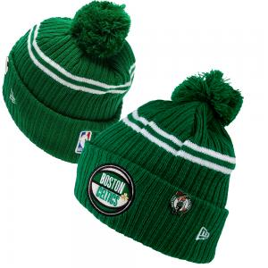 New Era NBA Boston Celtics Draft 2019 Knit