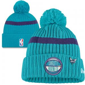 New Era NBA Charlotte Hornets Draft 2019 Knit