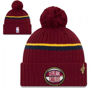 New Era NBA Cleveland Cavaliers Draft 2019 Knit