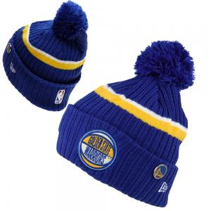 New Era NBA Golden State Warriors Draft 2019 Knit