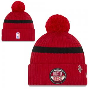 New Era NBA Houston Rockets Draft 2019 Knit Home