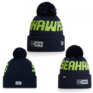 New Era NFL Seattle seahawks Onfield 2019 Sport Knit