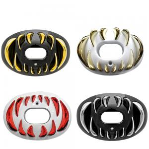 BATTLE 3D Predator Oxygen Football Mouthguard