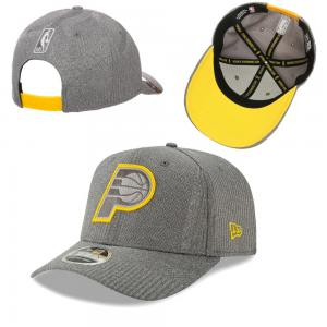 New Era NBA Indiana Pacers 2019 Training Series  Stretch Snap 9Fifty