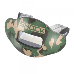 Shock Doctor Max AirFlow 2.0 Lip Guard Amoeba Camo