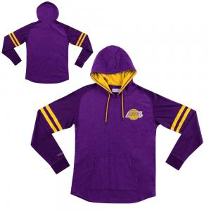 Mitchell & Ness NBA Los Angeles Lakers Lightweight Hoody  2.0