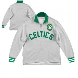 Mitchell & Ness Sweat NBA Boston Celtics Sealed The Victory Fermeture Eclair