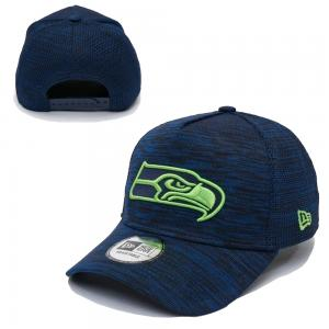 New Era NFL Seattle Seahawks Engineered Fit A Frame Cap