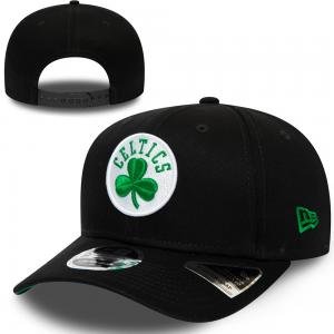 New Era Casquette de Basketball NBA Boston Celtics Team Stretch 9Fifty