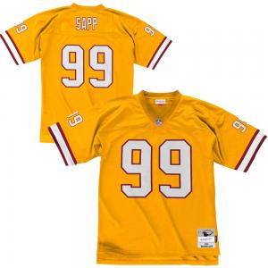 Mitchell & Ness NFL Tampa bay Buccaneers Sapp 99 Legacy Jersey