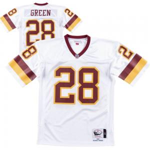 Mitchell & Ness Maillot de Légende Authentique NFL Washington Redskins Darrell Green 1991