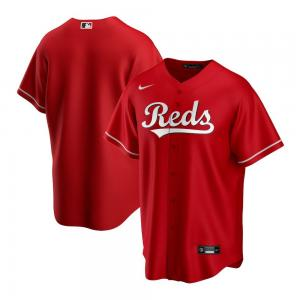 Nike Chemise de Baseball MLB Cincinnati Reds modèle Alternate 2020 Replica rouge