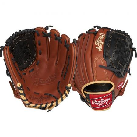 Rawlings/Sandlot Series™ S1200B 12 in Infield/Pitching Glove  (Worn on the LEFT)