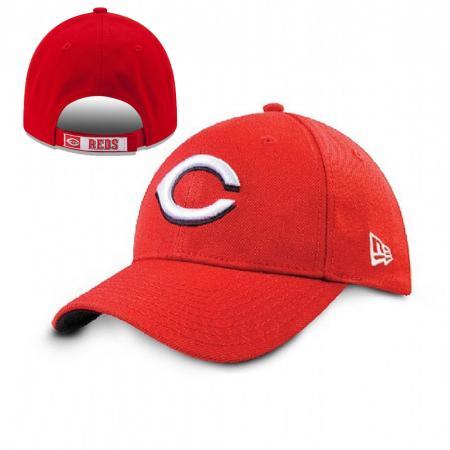 cheap for discount 5da73 b9493 New Era MLB Cincinnati reds The League 9Forty