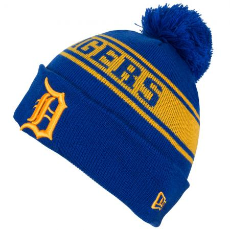 New Era/MLB Detroit Tigers Seasonal Jake Beanie