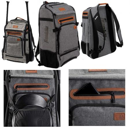 Franklin/Traveler Elite Chrome Baseball Bag