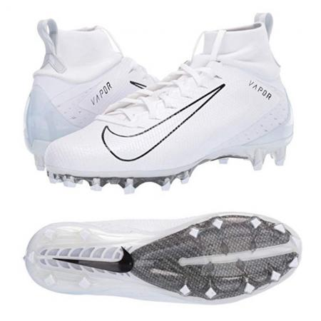 Nike/Vapor Untouchable Pro 3 American Football Cleat White