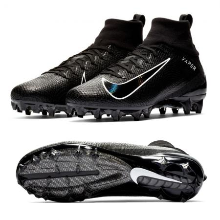 Nike/Vapor Untouchable Pro 3 American Football Cleat Black